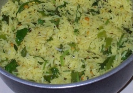 Madwa Style Lemon Rice