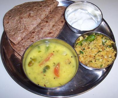 Healthy Thali