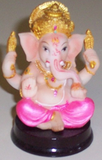 Ganesha Idol at my house