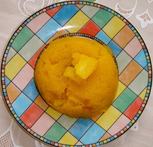 Pineapple Kesaribath