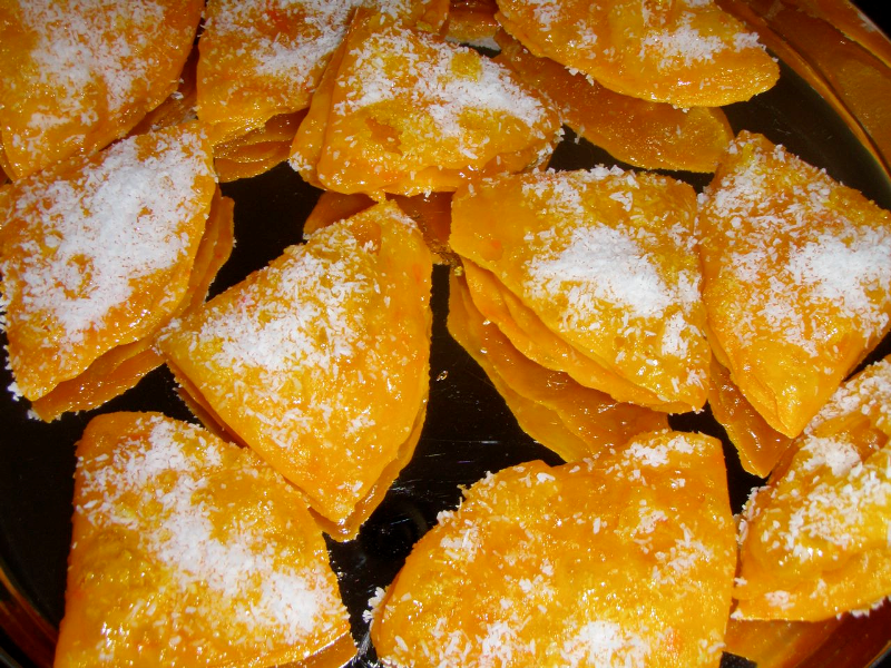 Image result for Badam Puri Recipe