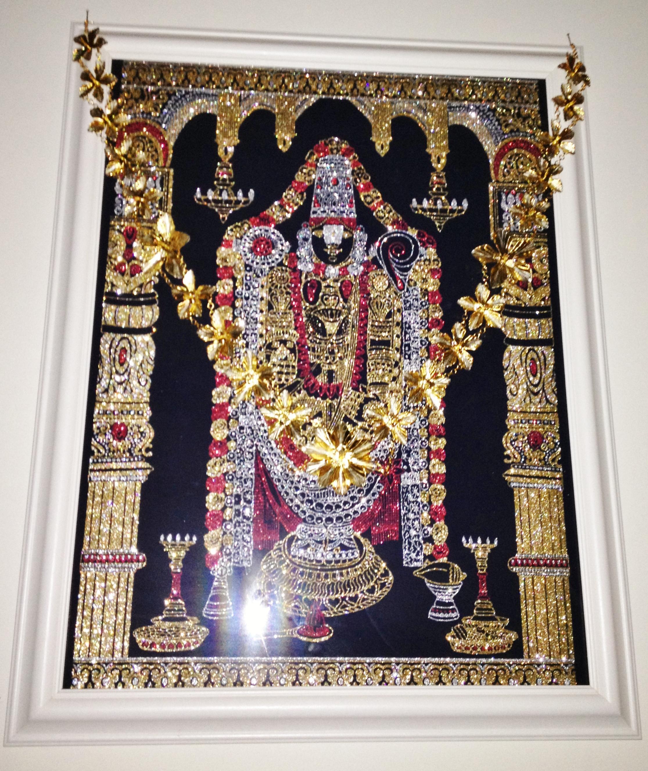 Lord_Sreenivasa