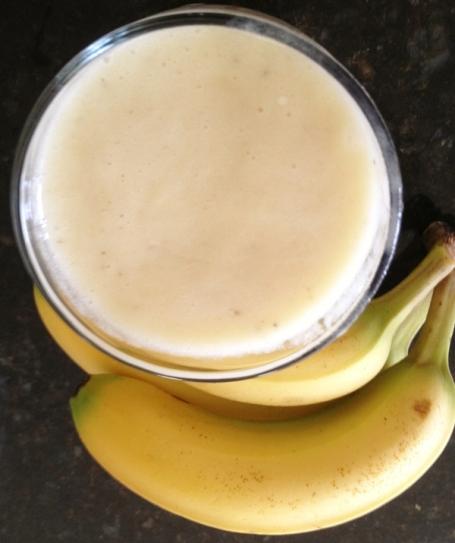 Banana-pineapple-juice