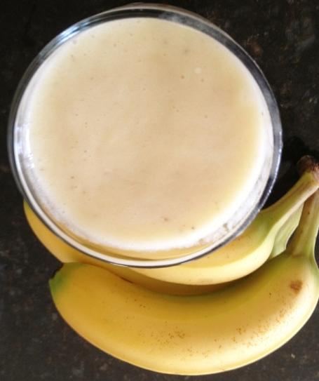 Banana-pineapple-juice