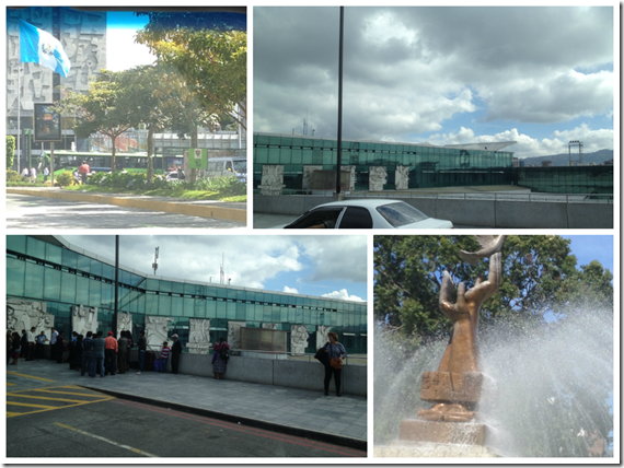 Guatemala-airport
