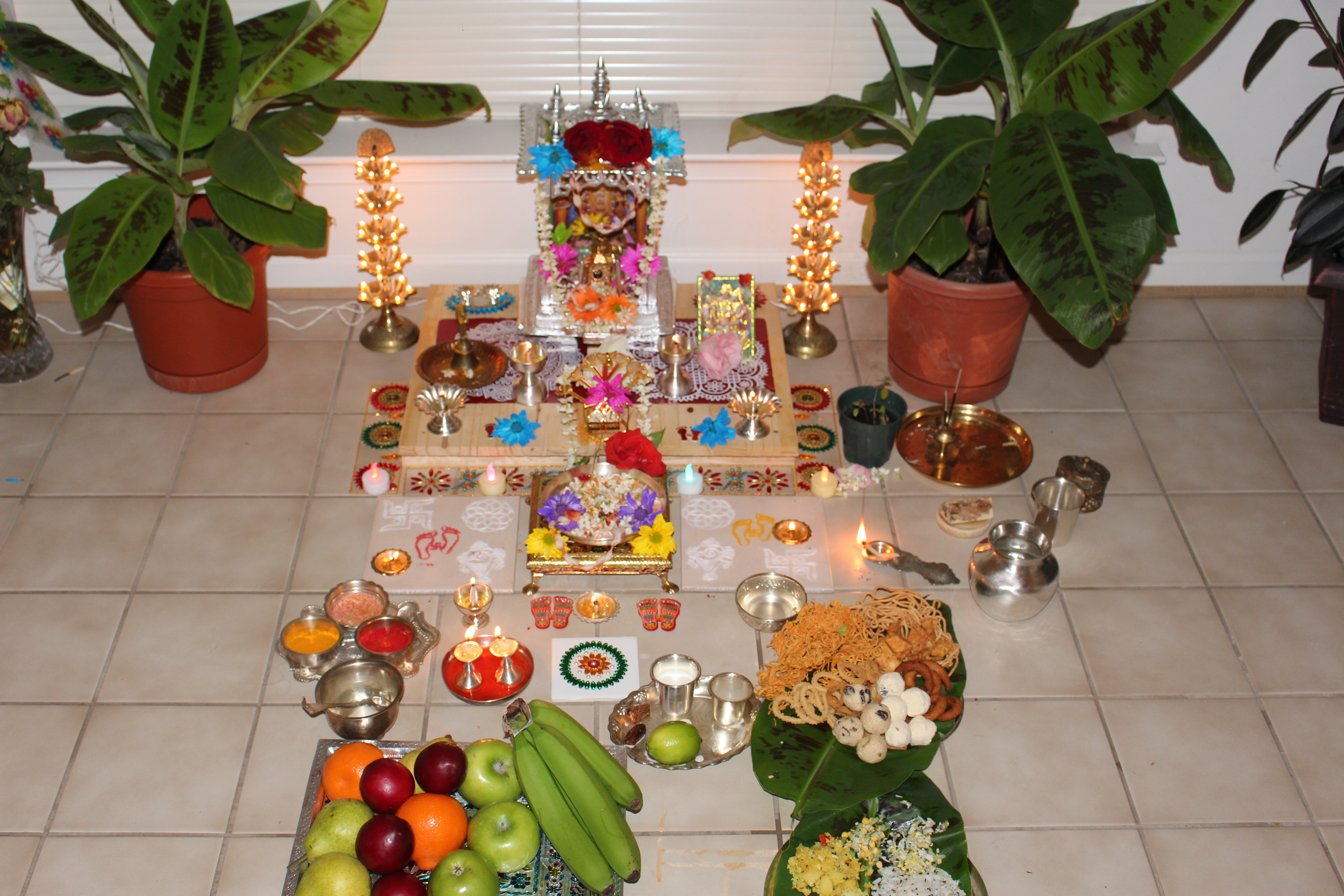 Kalpavriksha kamadhenu you will find details about hindu Home decoration tips in marathi