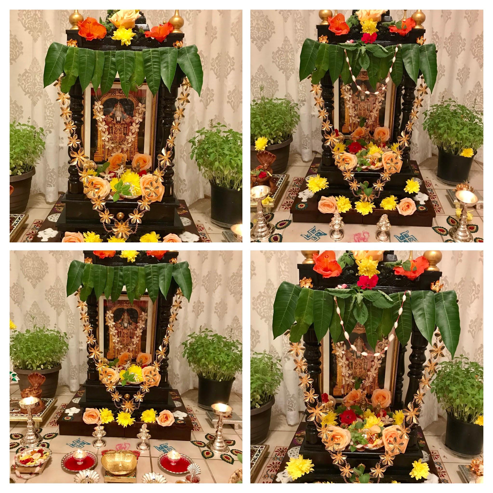 Shravana Masa | Kalpavriksha Kamadhenu